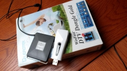 HD DVB-T TV TUNER (pl.: laptophoz)